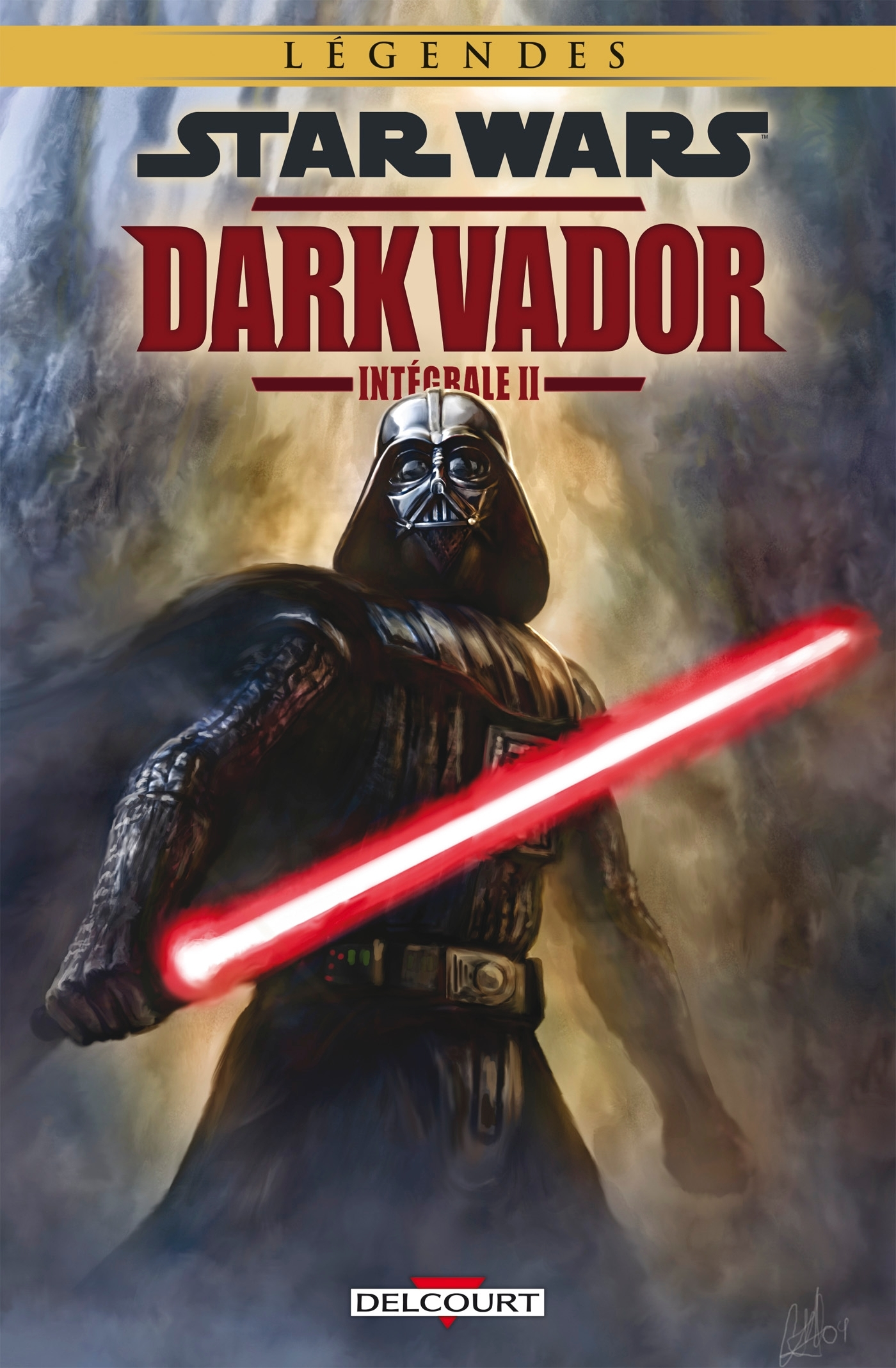 STAR WARS - DARK VADOR INTEGRALE VOLUME II