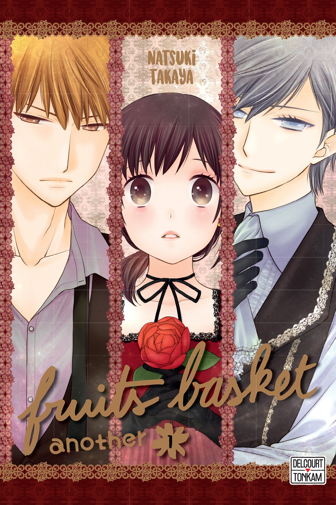 FRUITS BASKET ANOTHER 03 - COFFRET T1 A T3