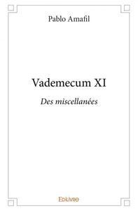 VADEMECUM XI