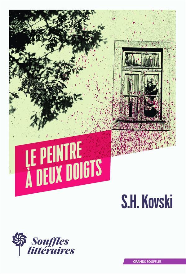 LE PEINTRE A DEUX DOIGTS