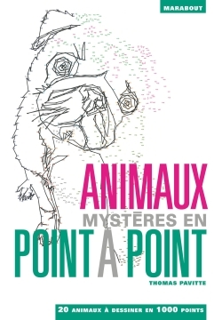 ANIMAUX MYSTERES EN POINT A POINT