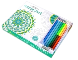 COFFRET CHROMOTHERAPIE HARMONIE