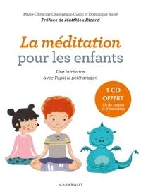 LA MEDITATION POUR LES ENFANTS AVEC YUPSI LE PETIT DRAGON
