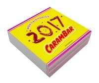 EPHEMERIDE - MON CALENDRIER CARAMBAR 2017
