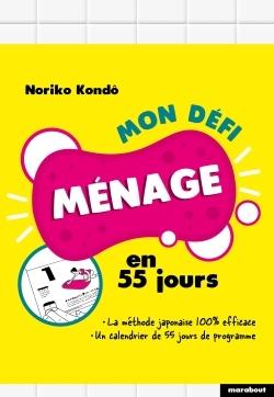 MON DEFI MENAGE EN 55 JOURS
