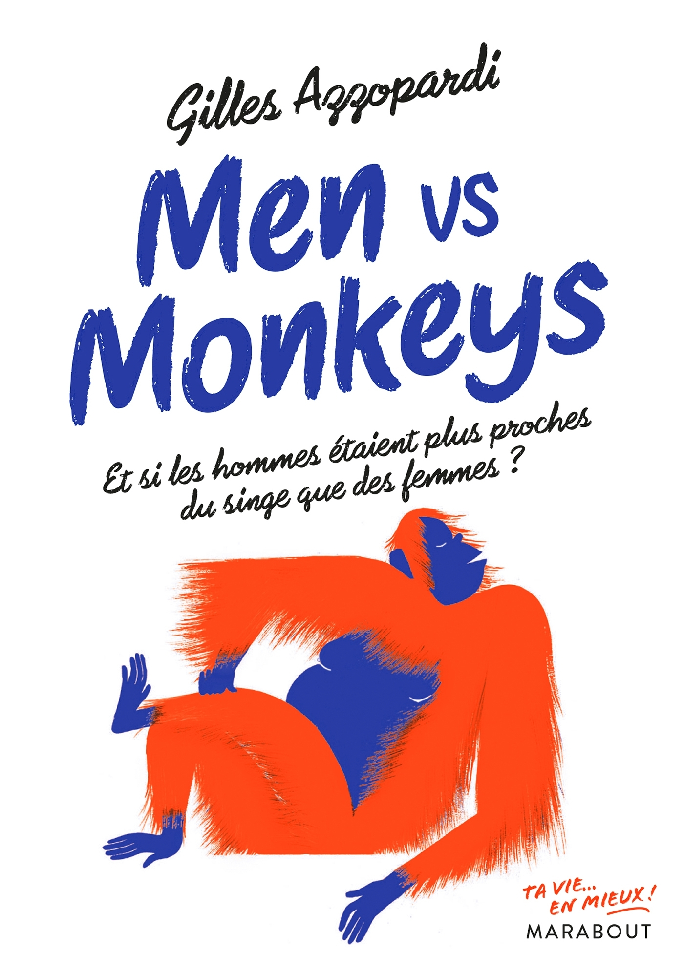 MEN VS MONKEY