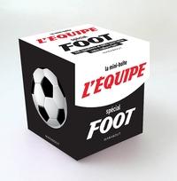 MINI BOITE L'EQUIPE SPECIAL FOOT