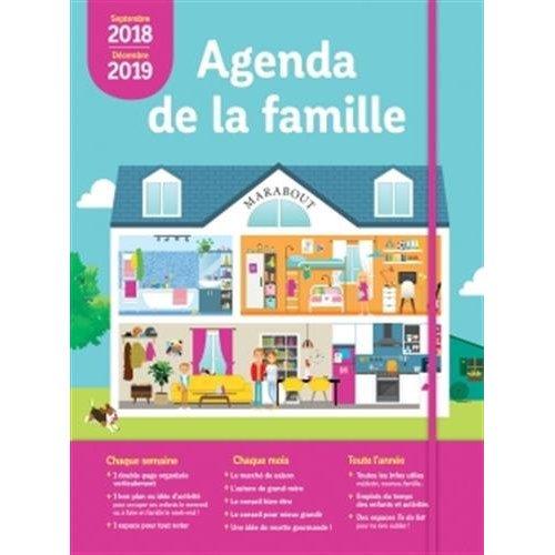 AGENDA FAMILIAL 2018 - 2019