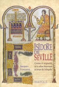 ISIDORE DE SEVILLE