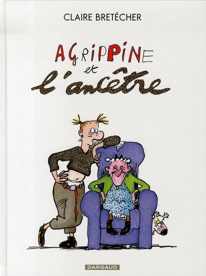 T1 - AGRIPPINE ET L'ANCETRE