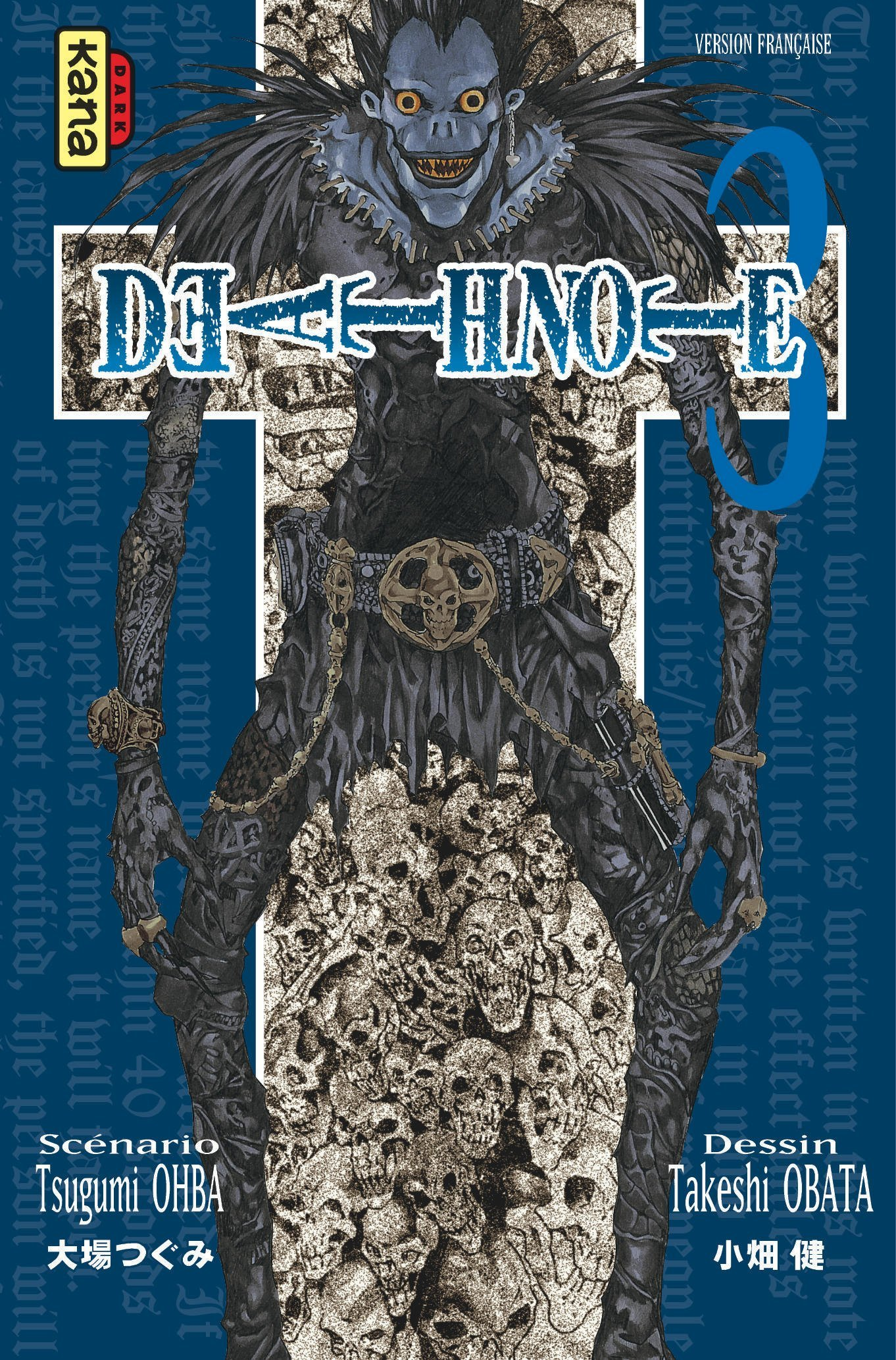 DEATH NOTE T3