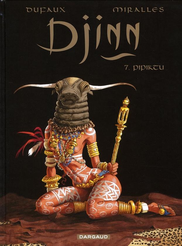 PIPIKTU - DJINN - T7