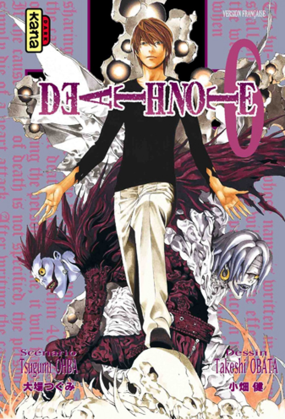 DEATH NOTE T6