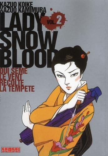 LADY SNOWBLOOD T2