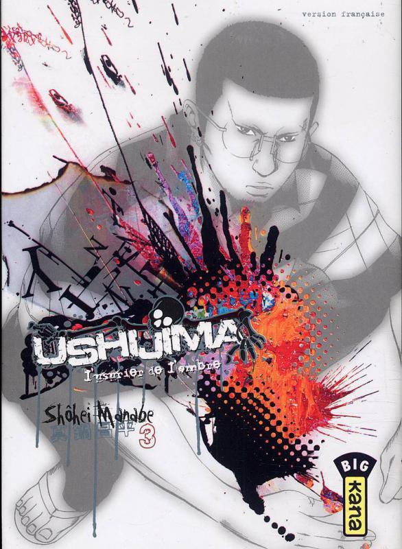 USHIJIMA, L'USURIER DE L'OMBRE T3