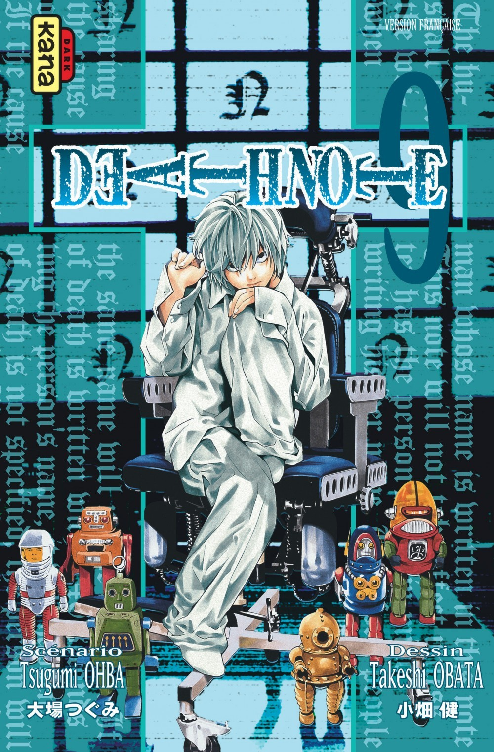 DEATH NOTE T9