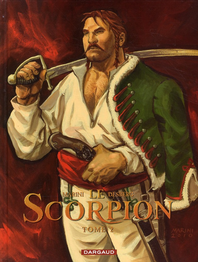 LE SCORPION COLLEC ANNIVERSA - LE SECRET DU PAPE  T2 EDITION SPECIALE