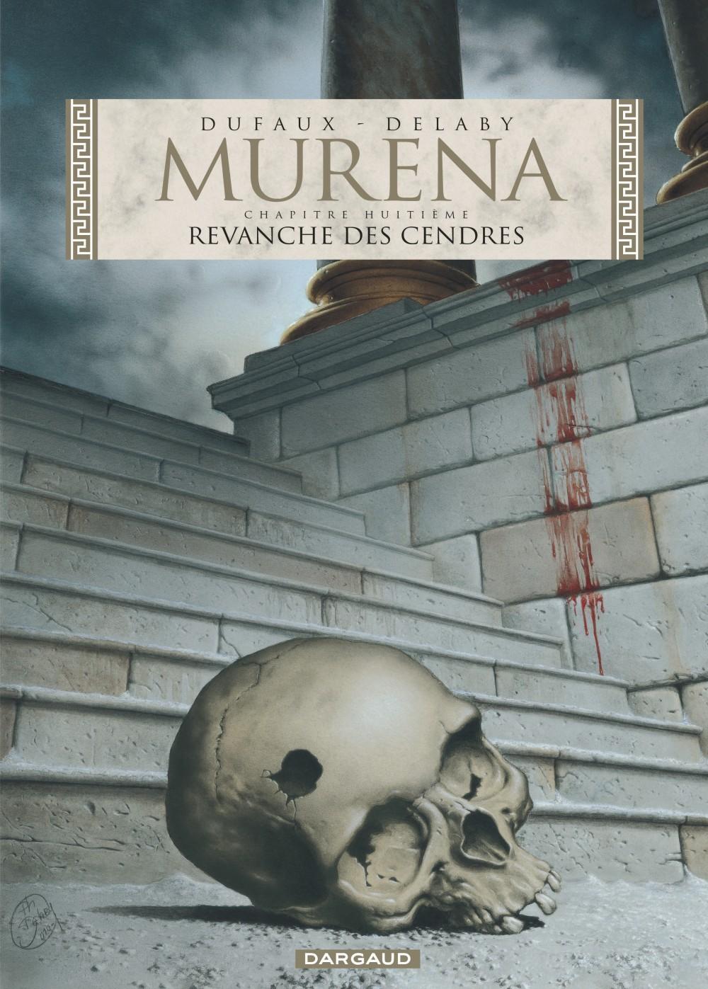 REVANCHE DES CENDRES - MURENA - T8