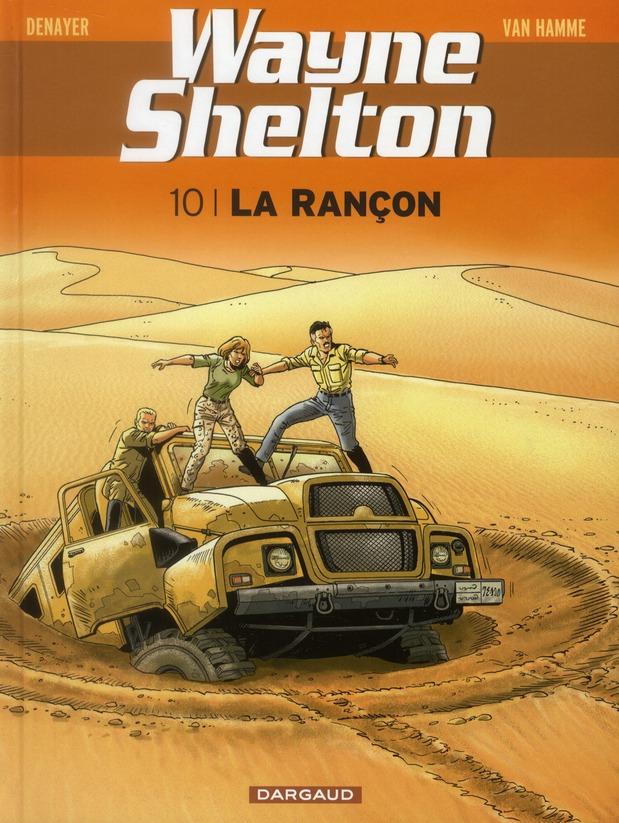 WAYNE SHELTON T10 LA RANCON