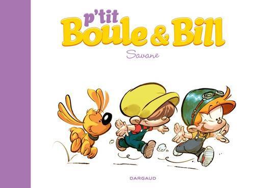SAVANE - BOULE ET BILL PETIT FORMAT - T4