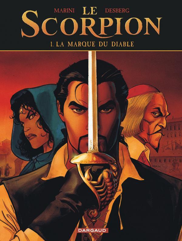 LE SCORPION - T1 - LA MARQUE DU DIABLE
