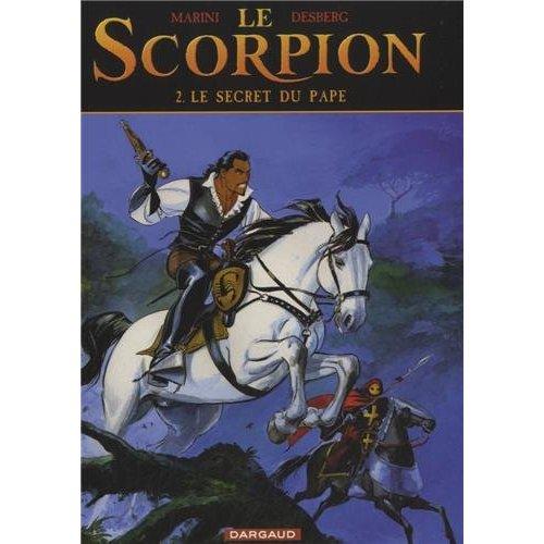 LE SCORPION - T2 - LE SECRET DU PAPE