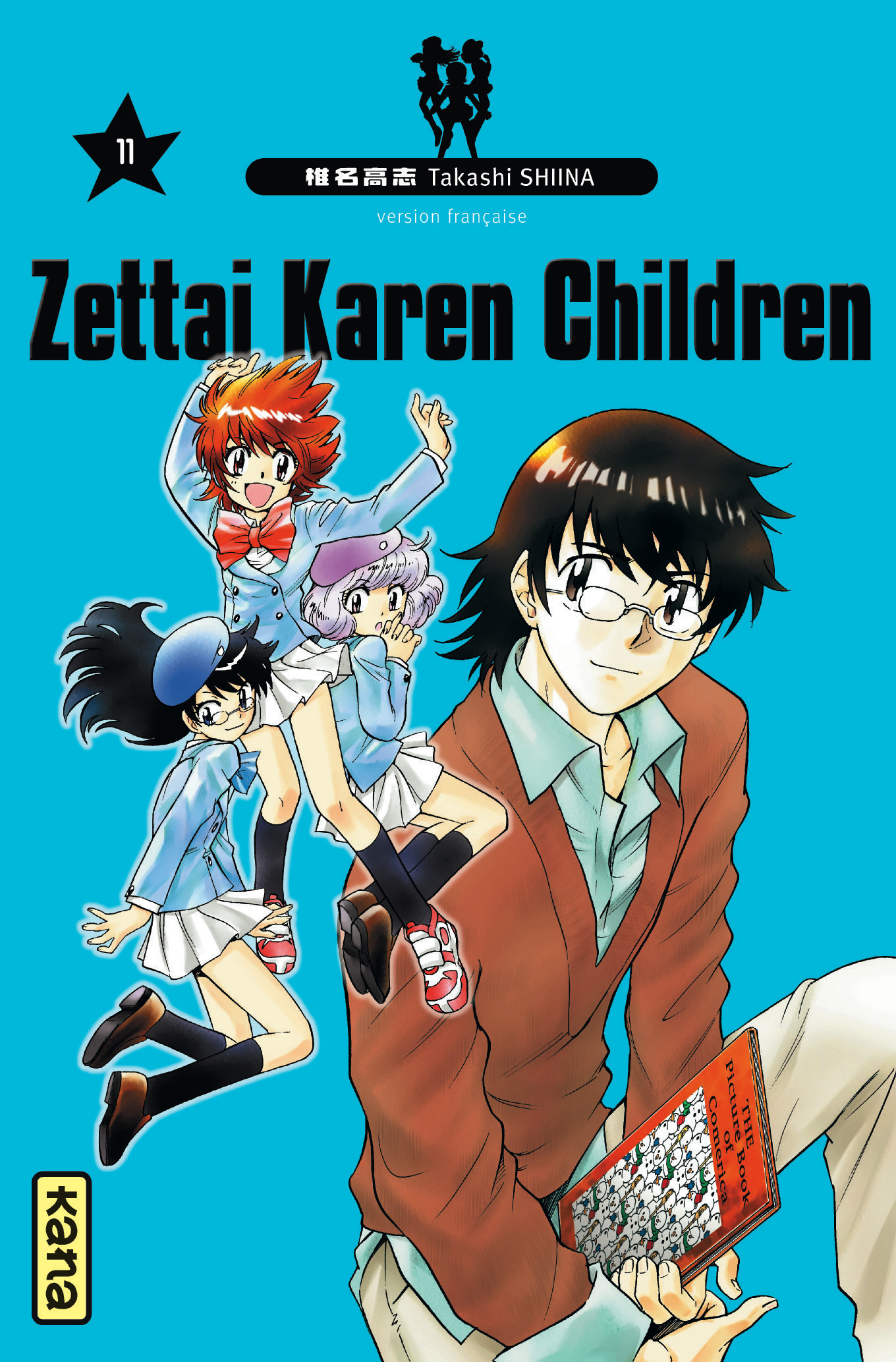 ZETTAI KAREN CHILDREN T11