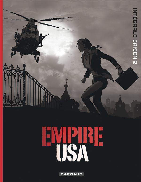 EMPIRE USA INTEGRALE COMPLETE T1 EMPIRE USA - INTEGRALE SAISON 2