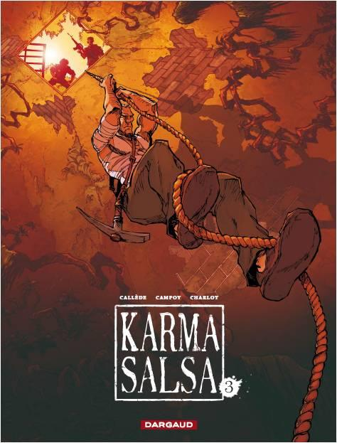 KARMA SALSA 1 - KARMA SALSA T3