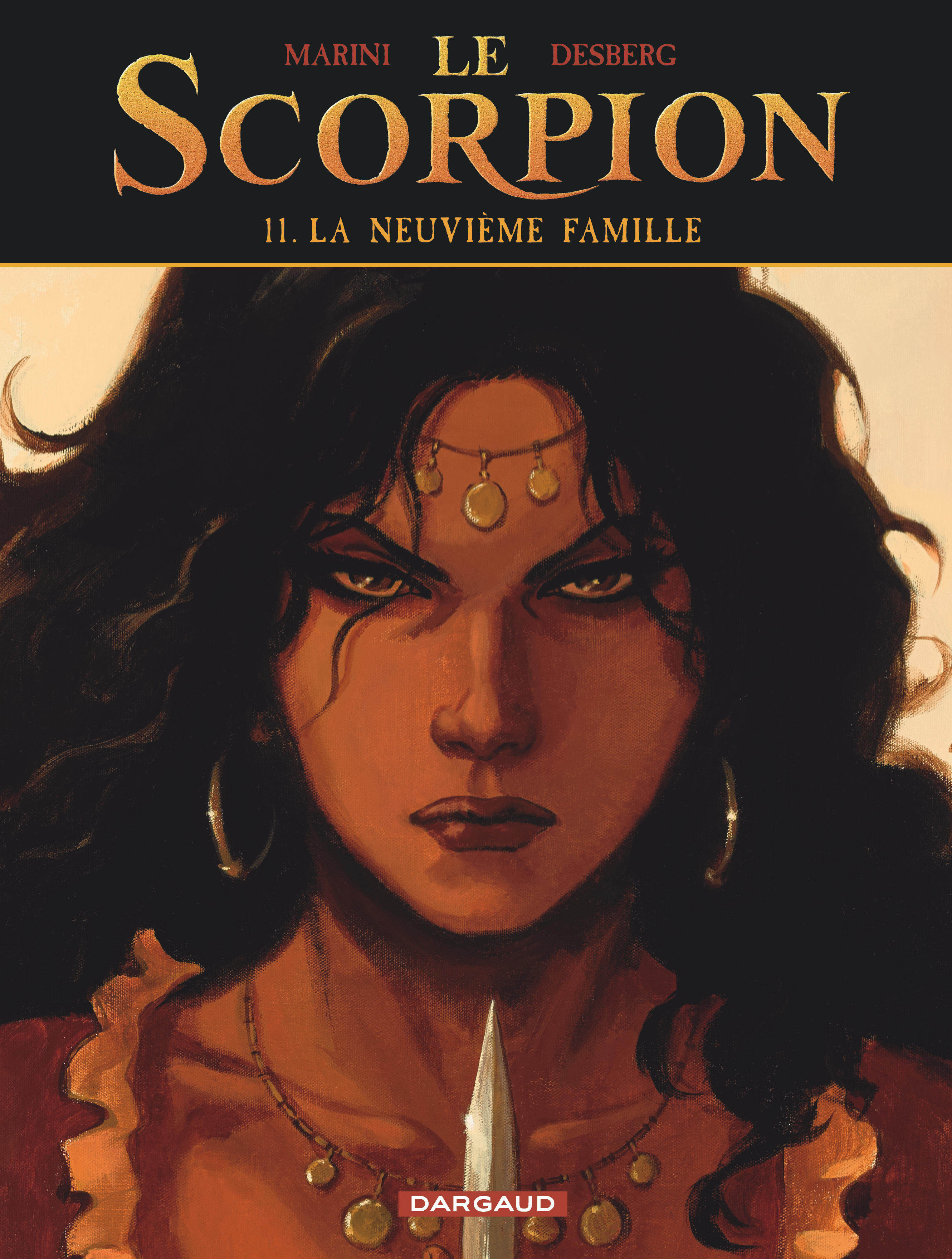 LE SCORPION - T11 - LA NEUVIEME FAMILLE
