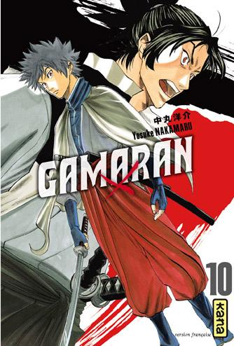 GAMARAN T10