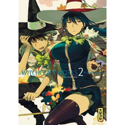 WITCHCRAFT WORKS T2