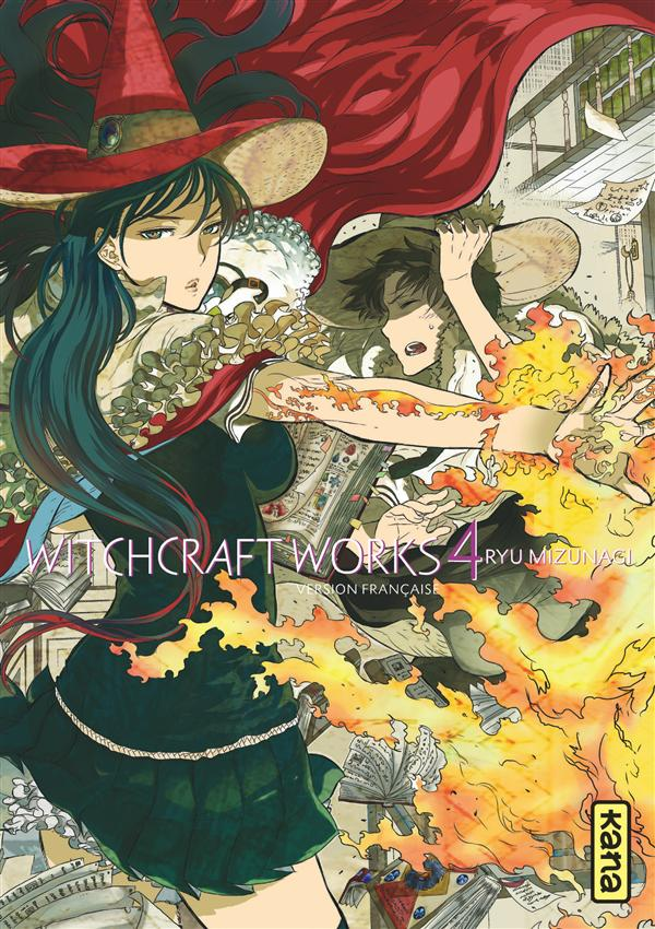 WITCHCRAFT WORKS T4