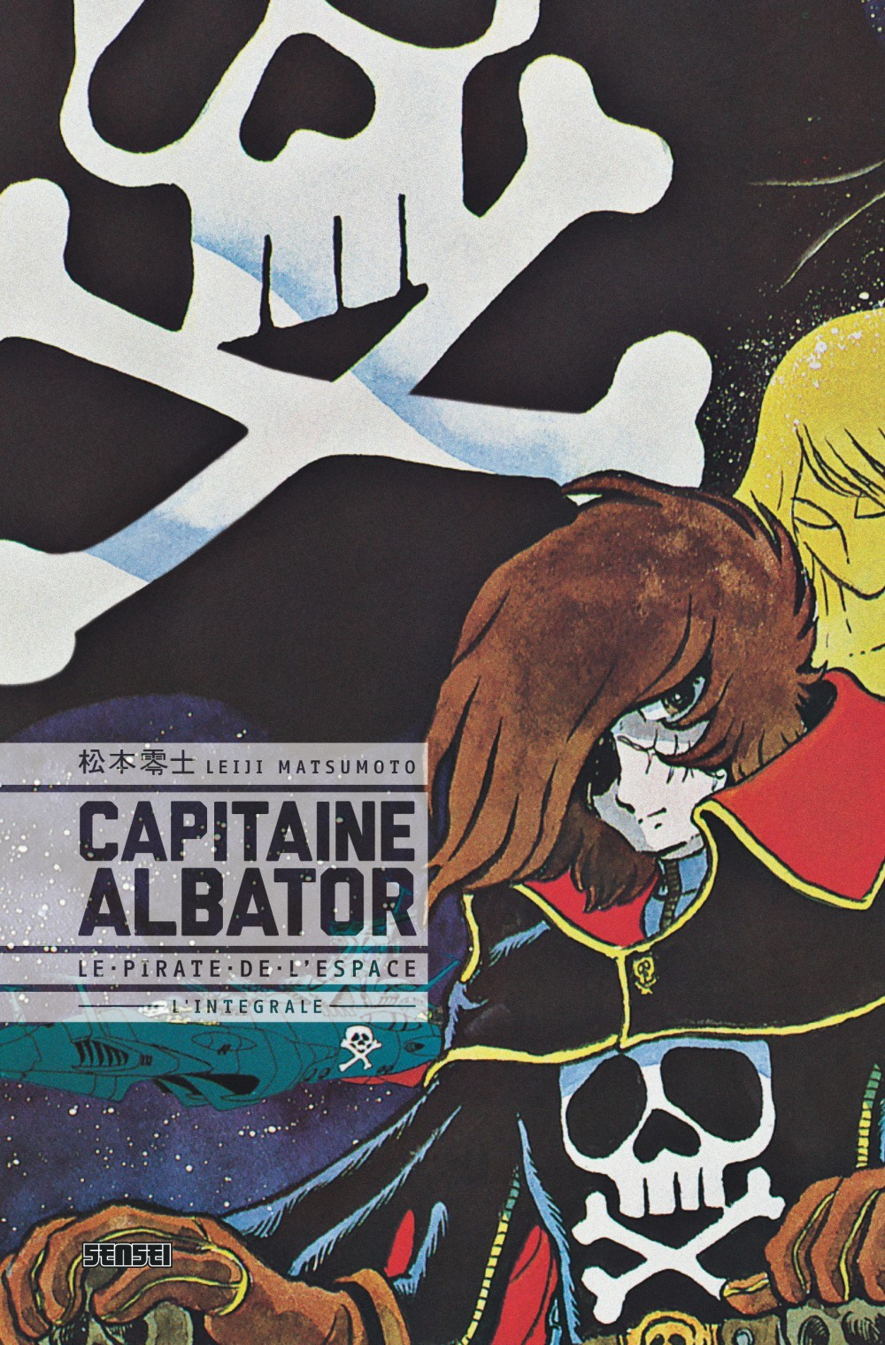 CAPITAINE ALBATOR LE PIRATE DE L'ESPACE INTEGRALE