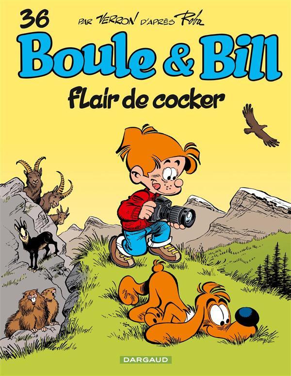 FLAIR DE COCKER - BOULE & BILL - T36
