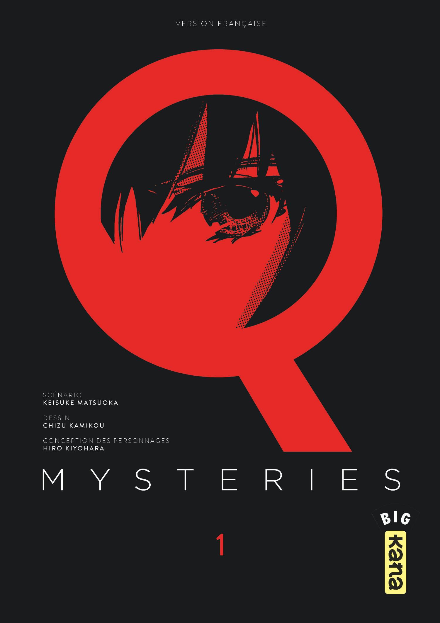Q MYSTERIES T1