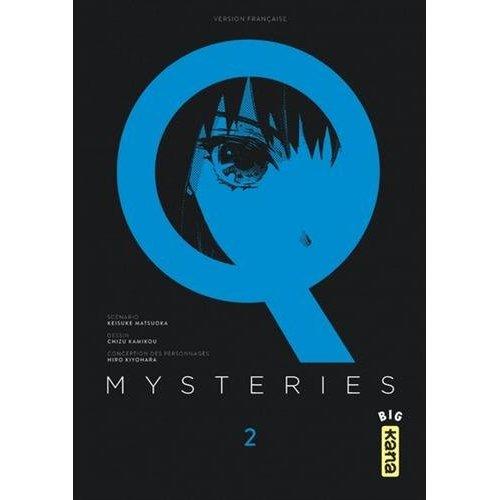 Q MYSTERIES T2