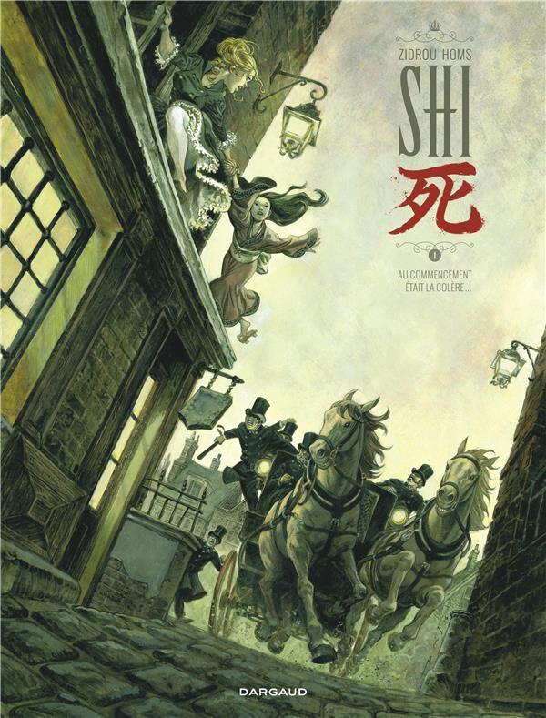 SHI - T1 - AU COMMENCEMENT ETAIT LA COLERE