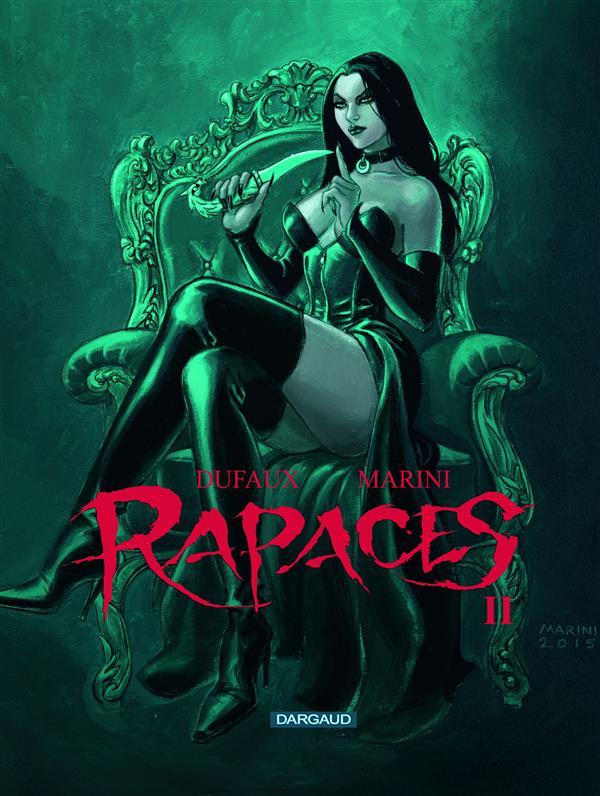 RAPACES T2