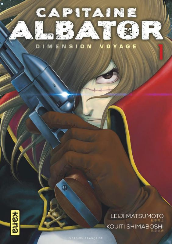 CAPITAINE ALBATOR-DIMENSION VOYAGE T1