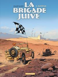 HATIKVAH - LA BRIGADE JUIVE - T3