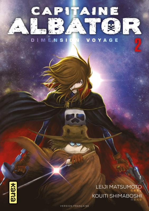 CAPITAINE ALBATOR-DIMENSION VOYAGE T2
