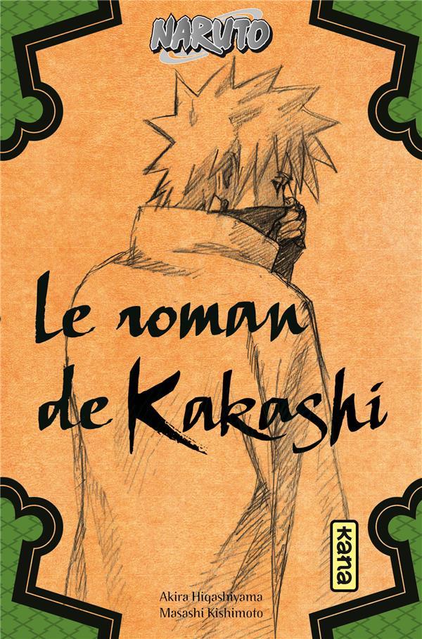 NARUTO ROMAN 3 (KAKASHI) 1