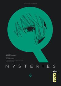 Q MYSTERIES T6