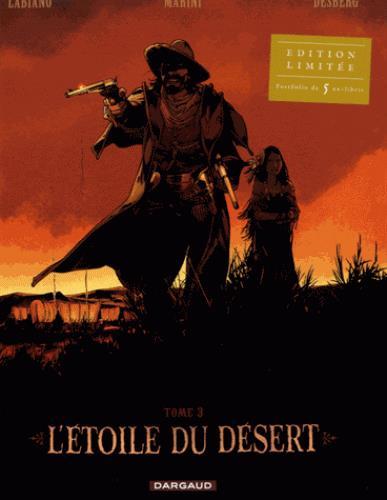 PACK ETOILE DU DESERT T3+PORTFOLIO