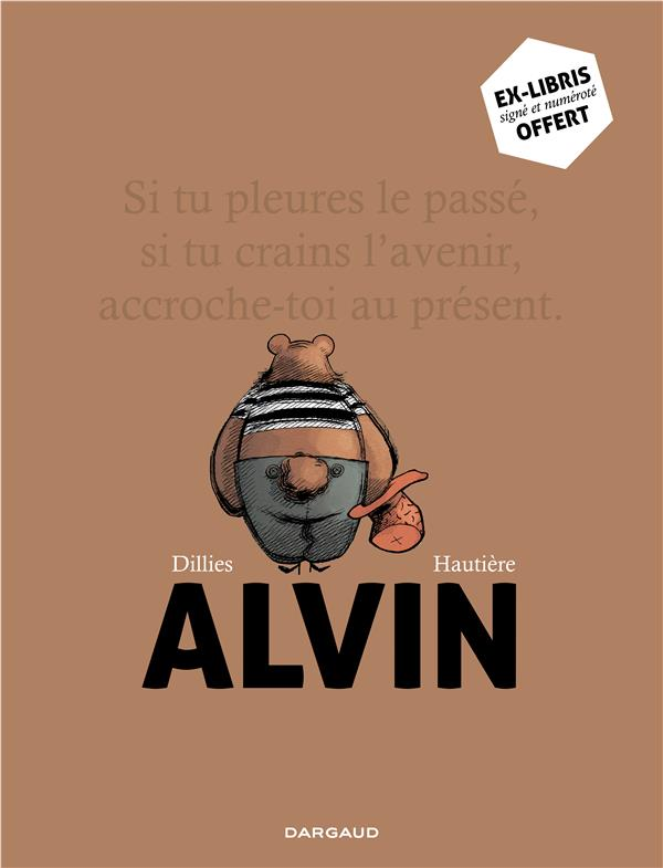 ALVIN FOURREAU ALVIN T1+2