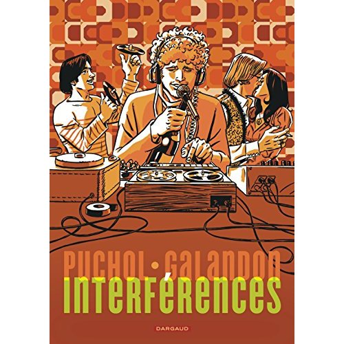 INTERFERENCES - INTERFERENCES - TOME 0 - INTERFERENCES - ONE-SHOT