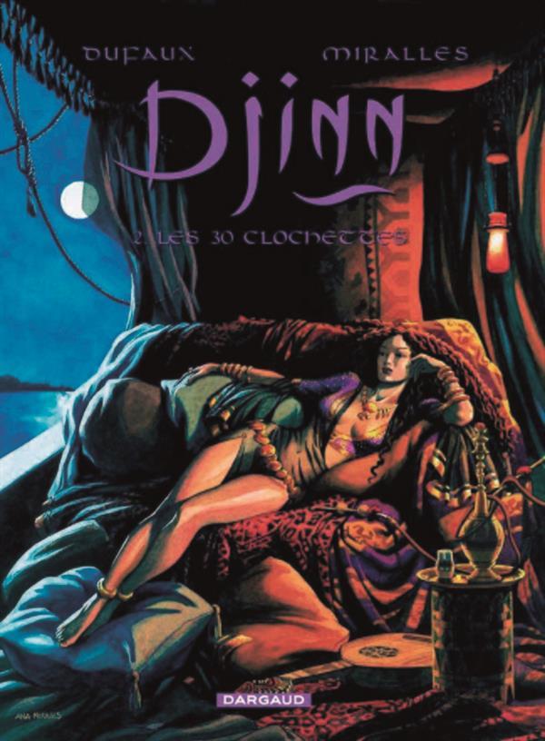 DJINN T2 DJINN T2 EDITION SPECIALE-LES 30 CLOCHETTES