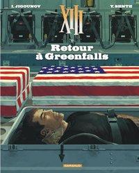RETOUR A GREEFALLS - TREIZE (XIII) NOUVELLE EDITION - T22