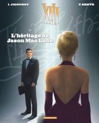 L'HERITAGE DE JASON MAC LANE - TREIZE (XIII) NOUVELLE EDITION - T24